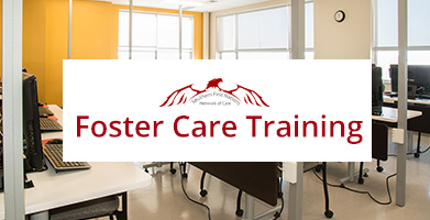 Foster Care Training, Southern Network CFS