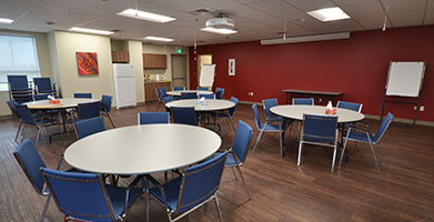 Meeting Room Rentals, Southern Network