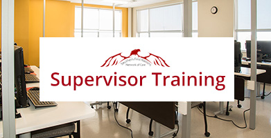 Supervisor Training, Southern Network CFS